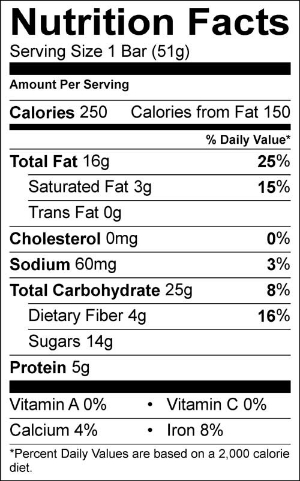 nutrition-facts-Beautiful-Bars