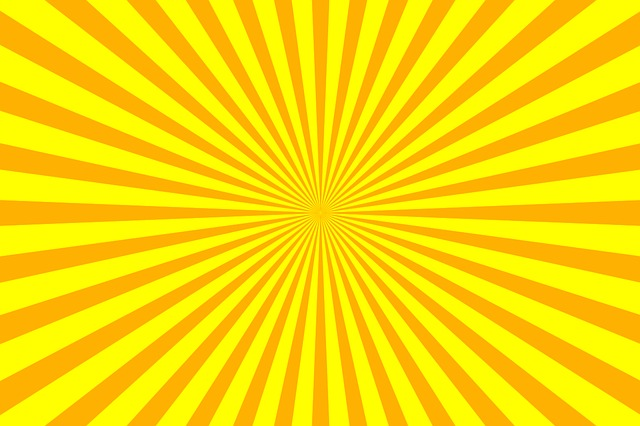Okay, just stare at it for a couple minutes.  It's amarillo.  It moves.  It can make your head hurt a little.