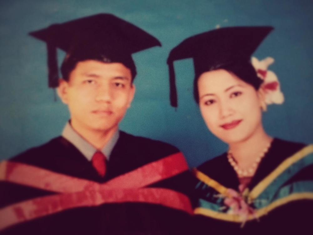 Ruth's Kalay University graduation photo.jpg