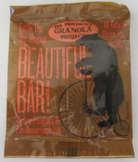 Beautiful Bar wrapper