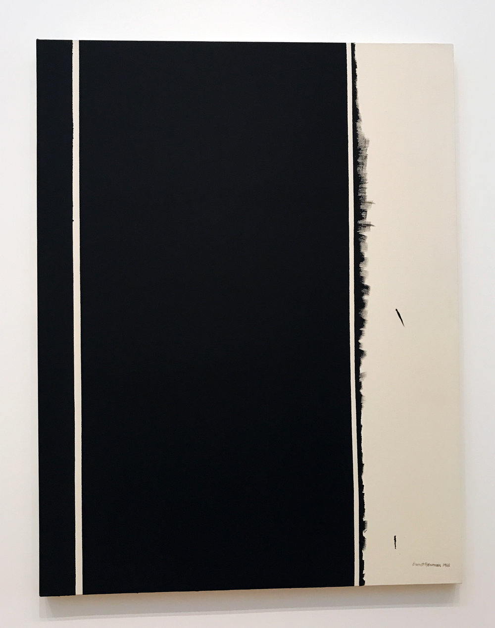 Barnett Newman, The Stations of the Cross