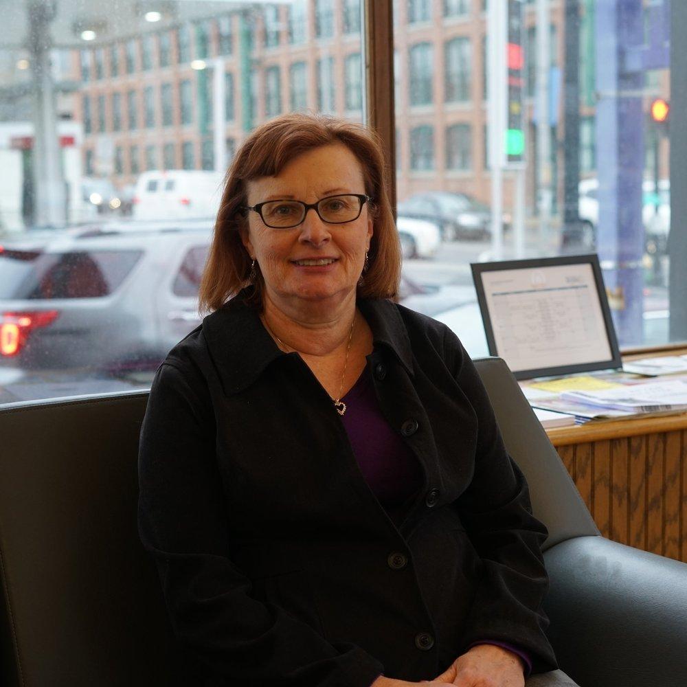 Cindy Mauch, Member  | Retired CFO, Dorcas International Institute of Rhode Island