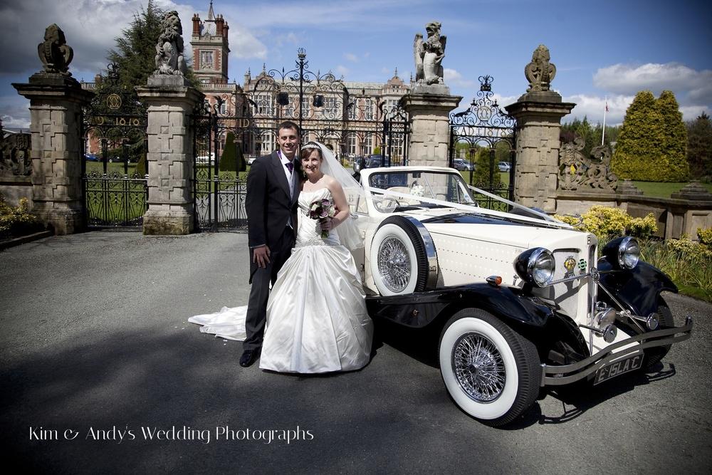 Kim & Andy's Wedding Photographs