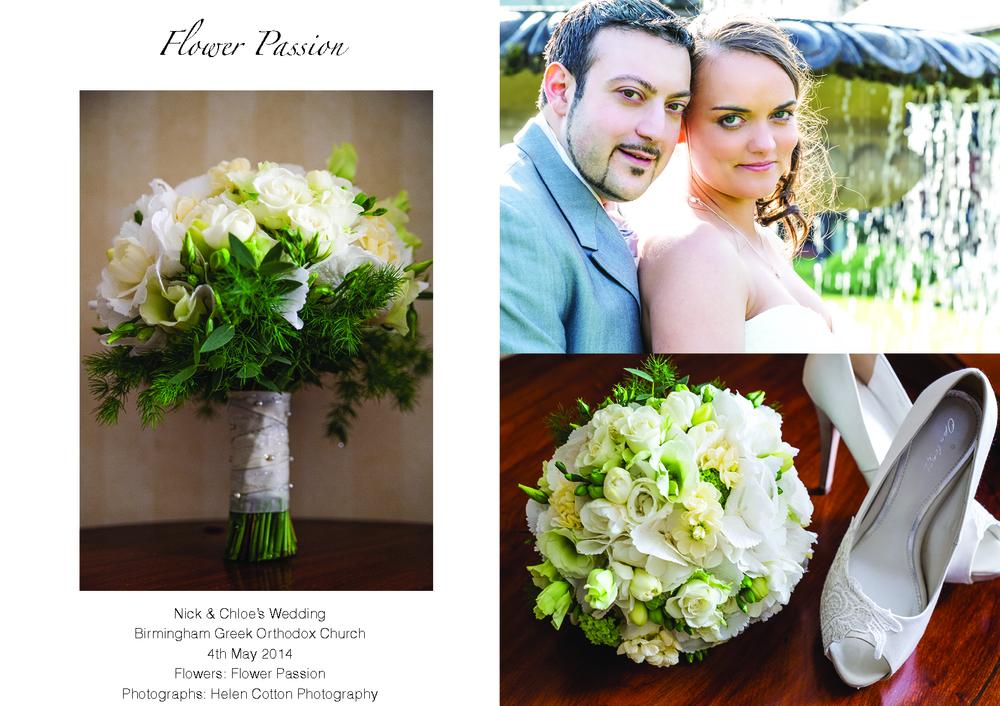 Chloe & Nick's Wedding