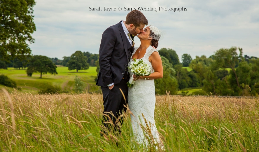 Sarah-Jayne & Samuel's Wedding