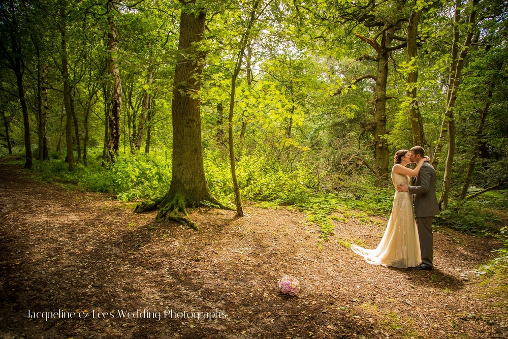 Jacqueline & Lee's Wedding