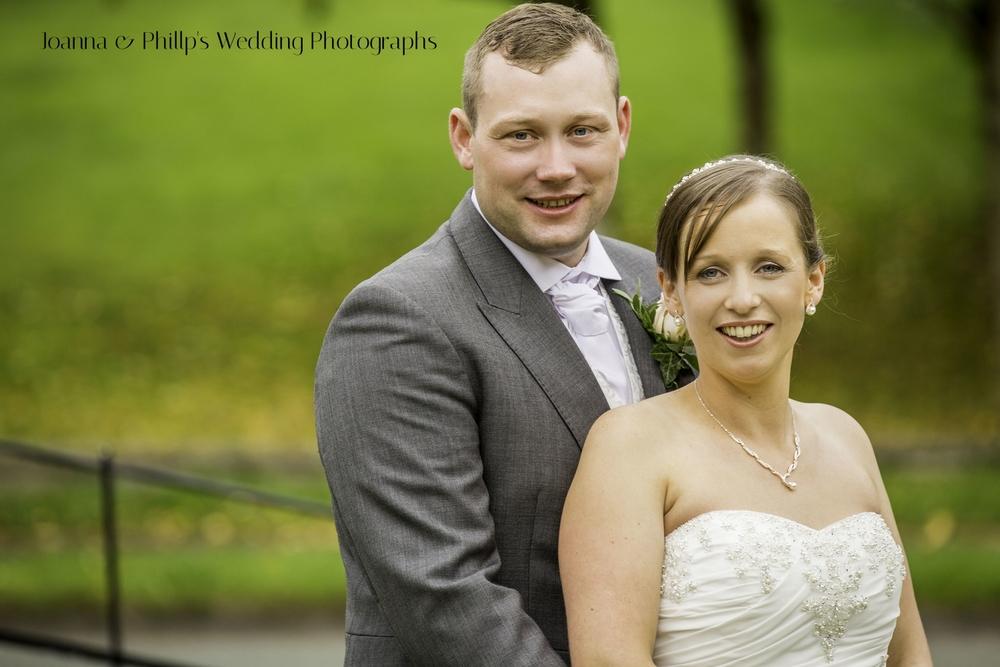 Joanna & Phillip's Wedding