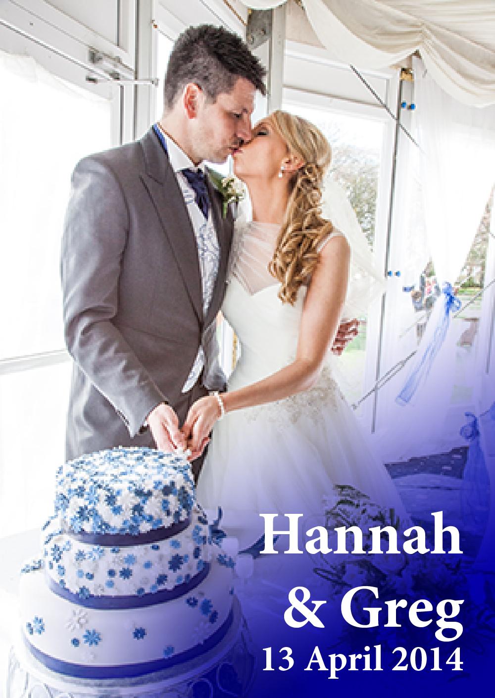 Hannah & Greg