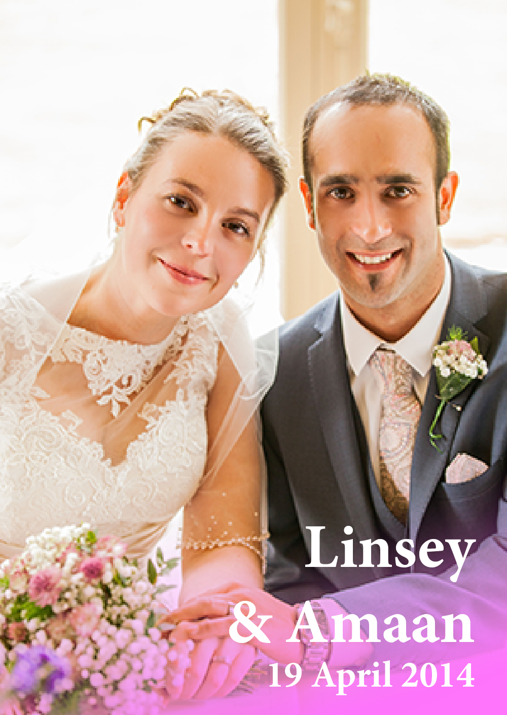 Linsey & Amaan's Wedding