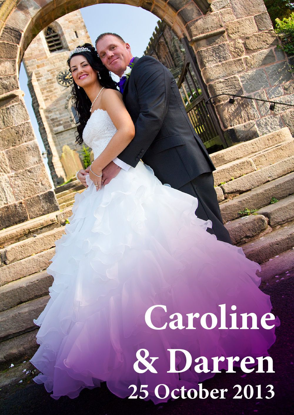 Caroline & Darren's Wedding