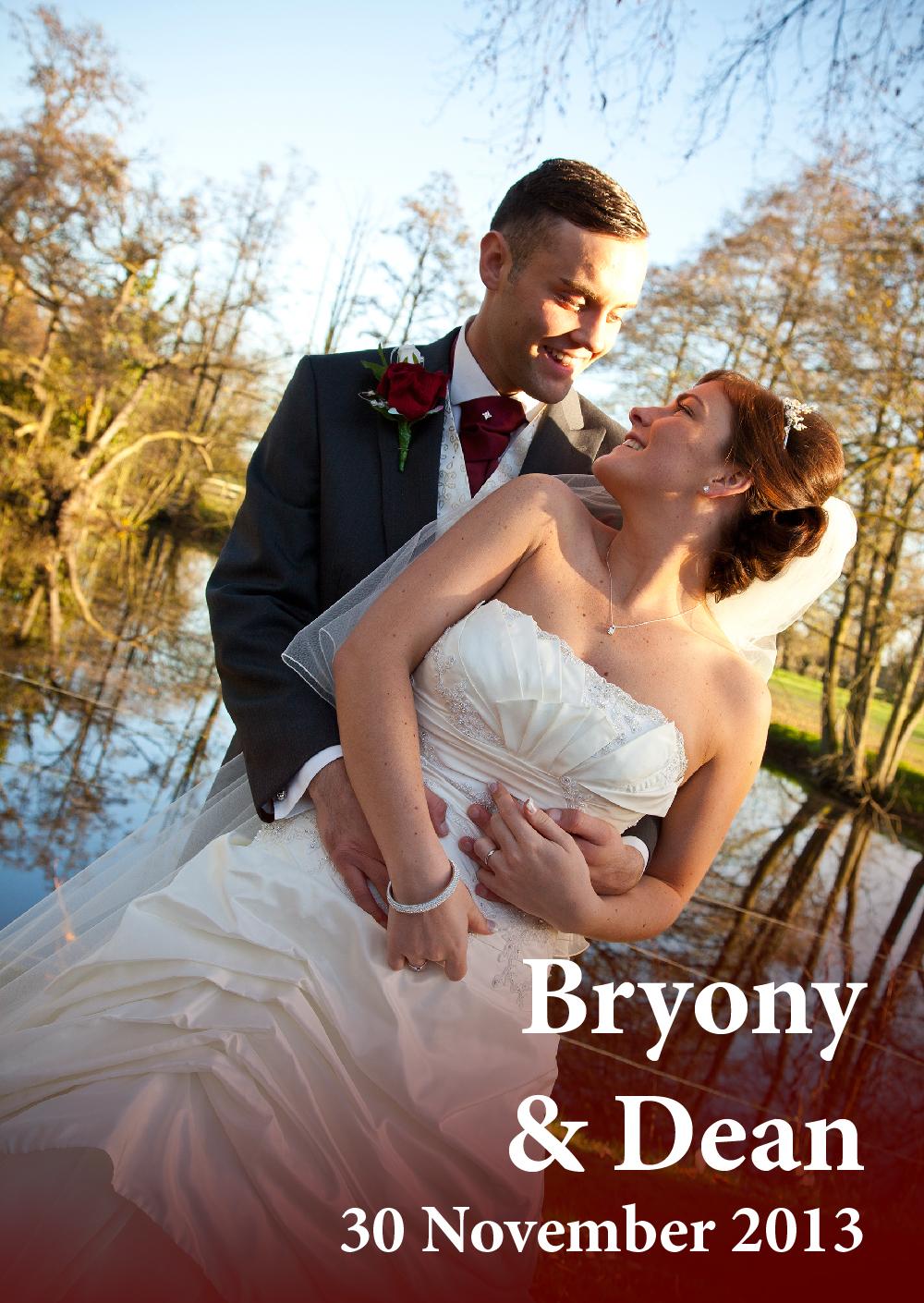 Bryony & Dean's Wedding
