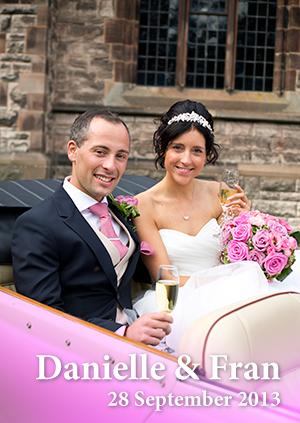 Danielle & Fran's Wedding