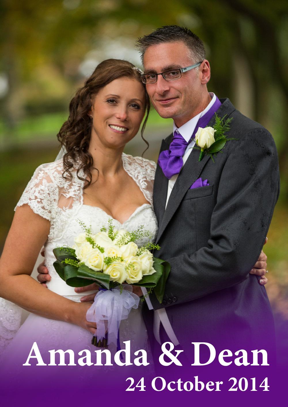 Amanda & Dean's Wedding