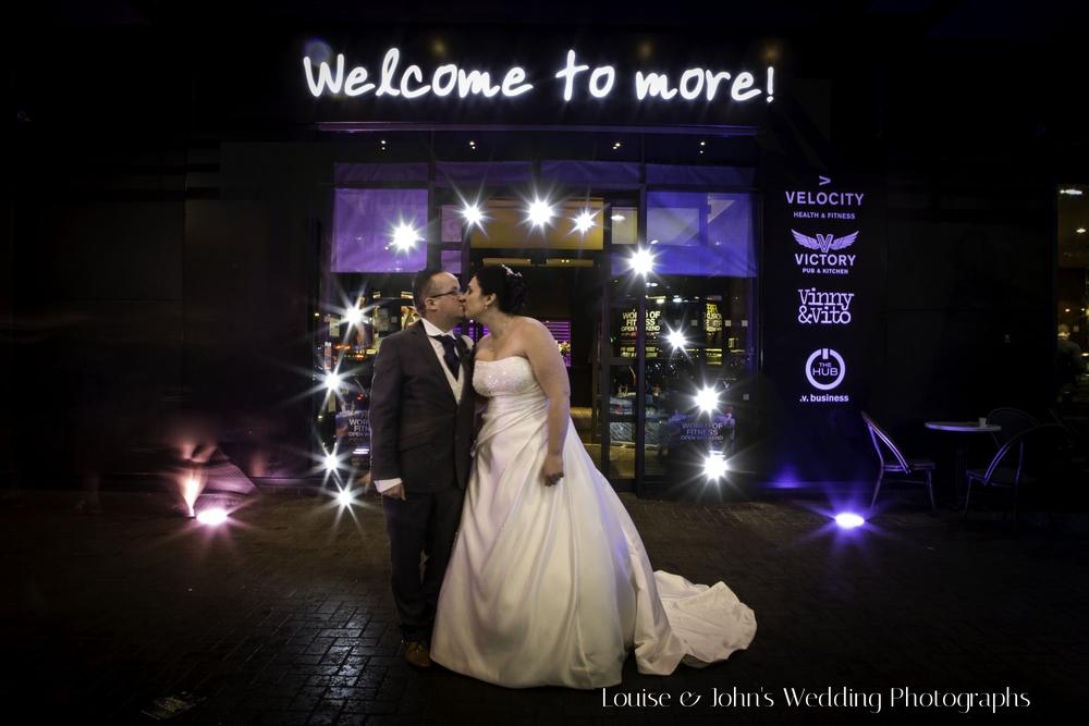 Louise & John's Wedding