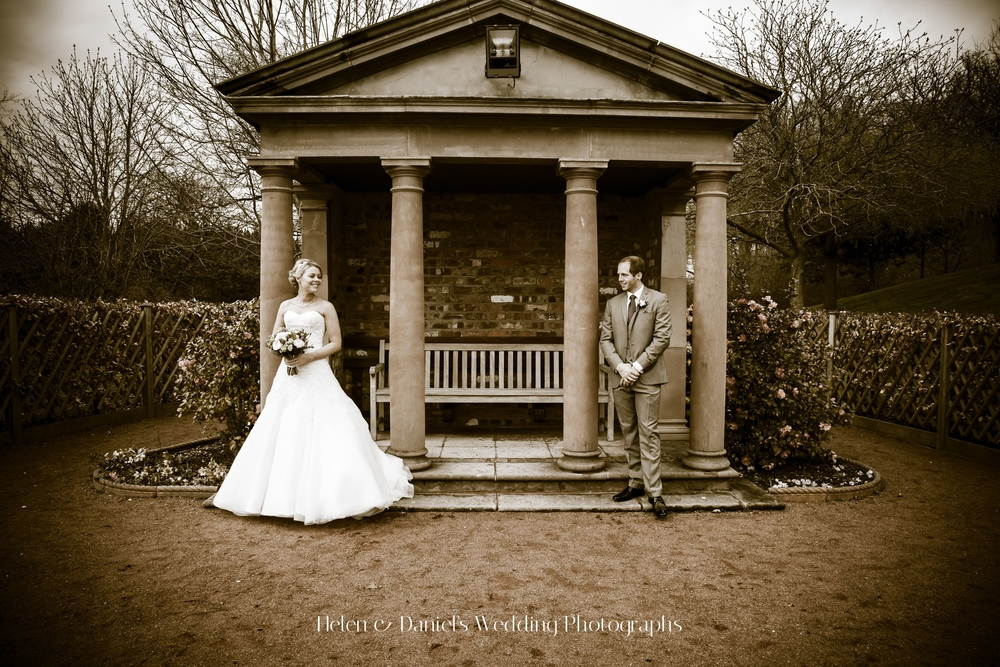 Helen & Daniel's Wedding Photographs