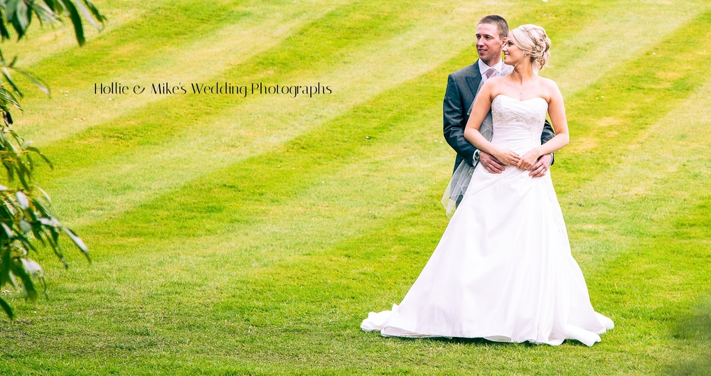 Hollie & Mike's Wedding Photographs