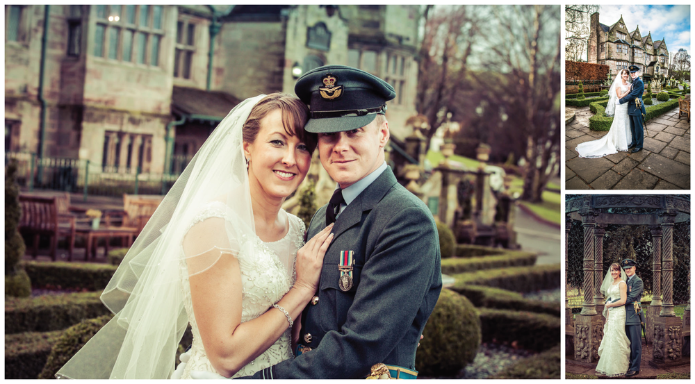 Weston Hall wedding photography by Helen Cotton Photography