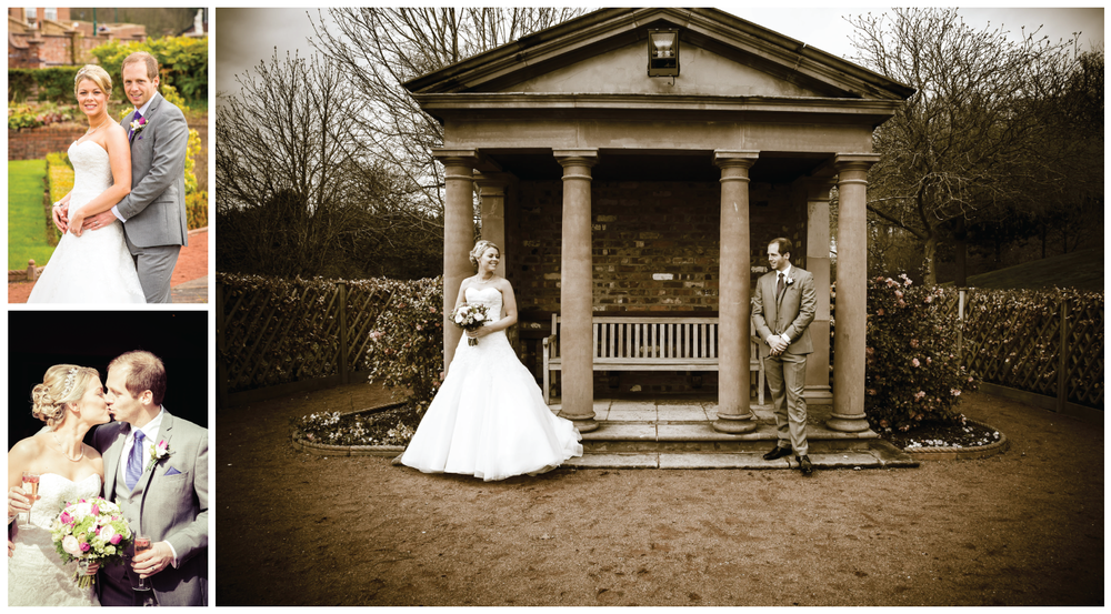 Carden Park Wedding Photography by Helen Cotton Photography