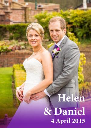 Helen & Daniel's Wedding