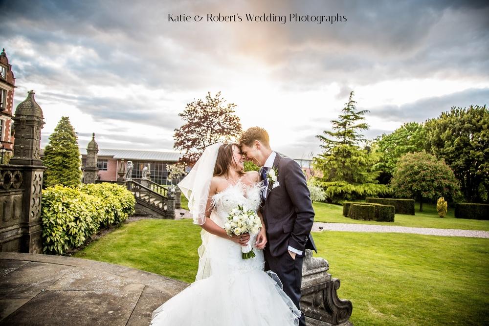 Katie & Robert's Wedding Photographs