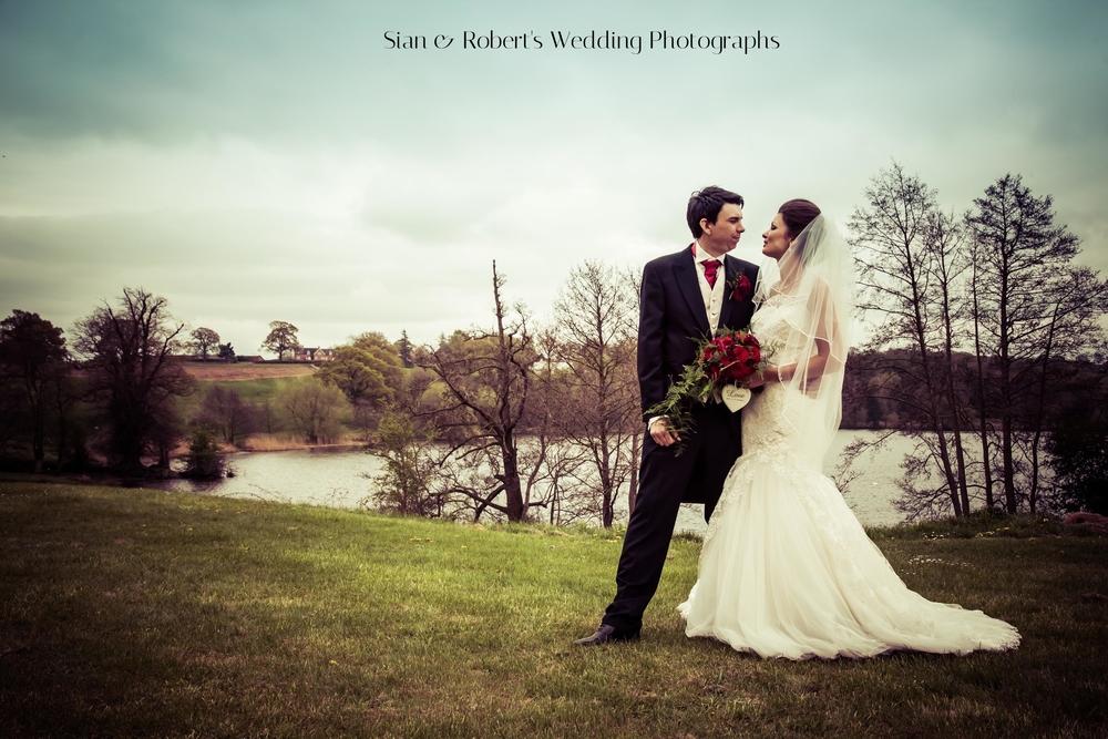Sian & Robert's Wedding Photographs