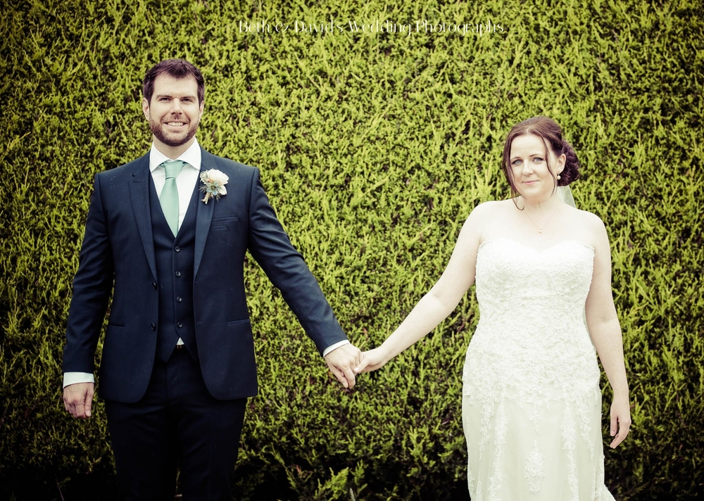 Beth & David's Wedding Photographs