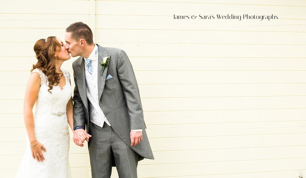Sara & James' Wedding Photographs