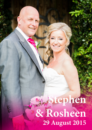 Stephen & Rosheen's Wedding