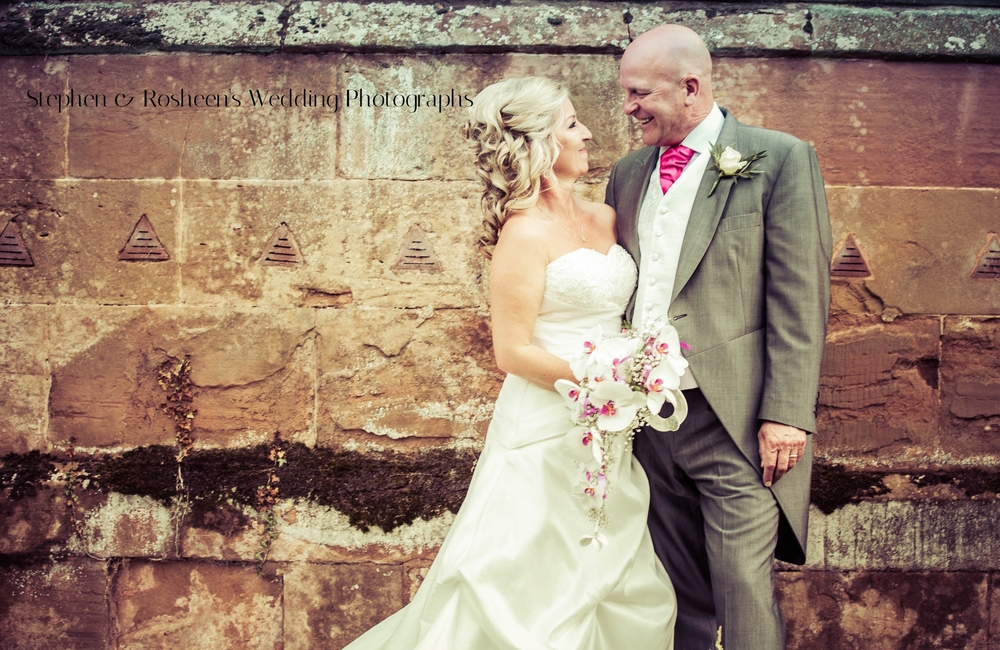 Stephen & Rosheen's Wedding Photographs