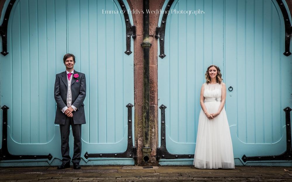 Emma & Eddy's Wedding Photographs