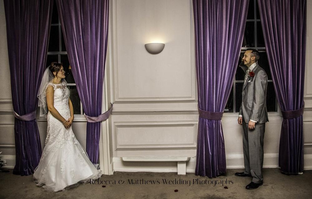 Rebecca & Matthew's Wedding Photographs