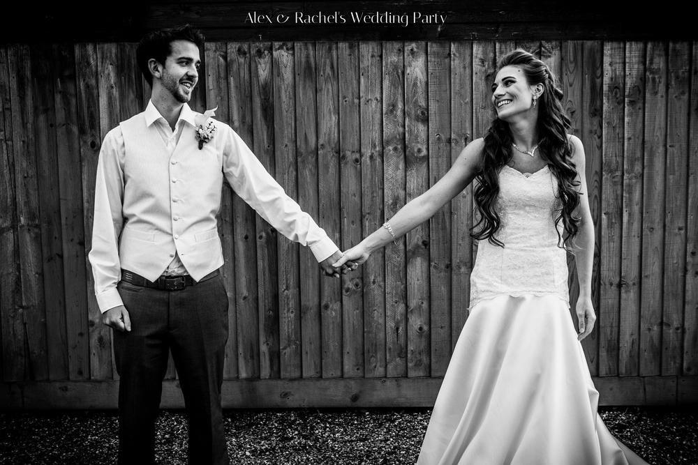 Alex & Rachel's Wedding Party