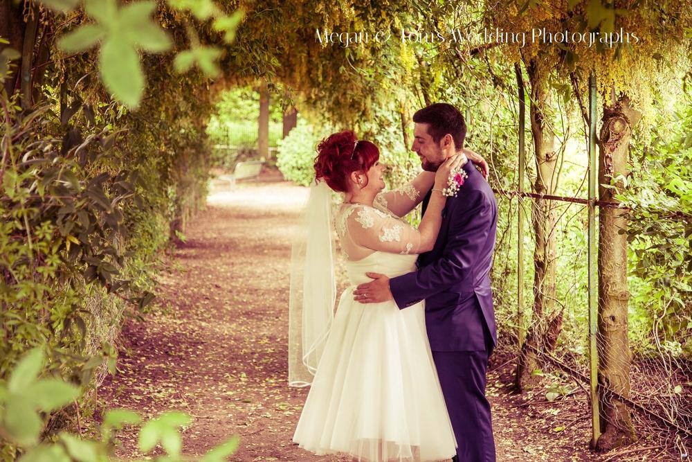 Megan & Tom's Wedding Photographs
