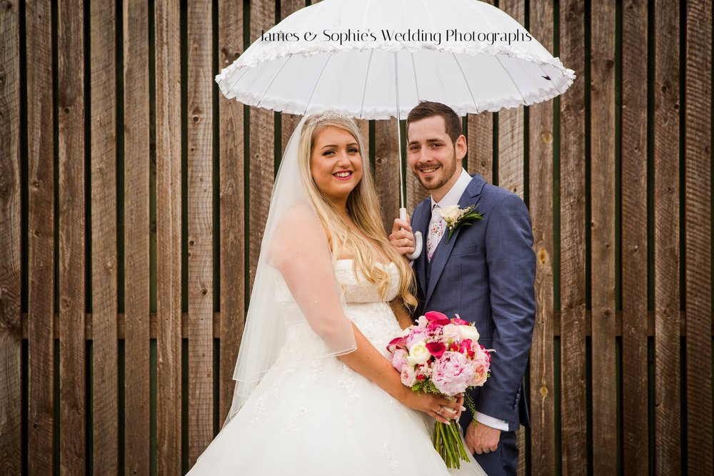 James & Sophie's Wedding Photographs