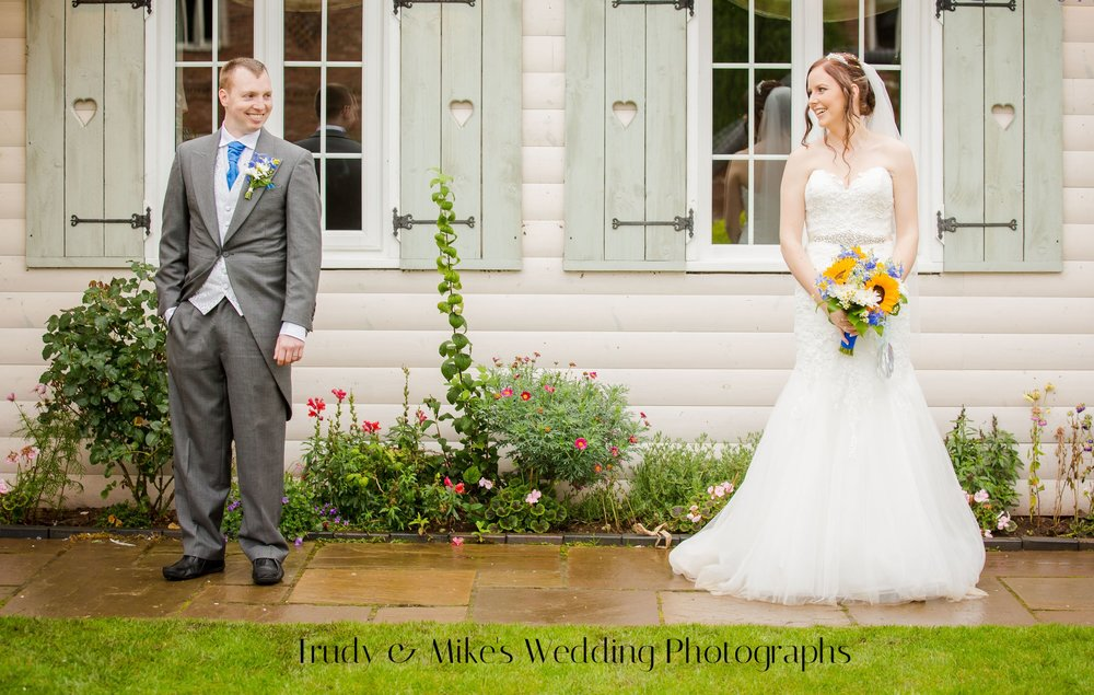 Trudy & Mike's Wedding Photographs