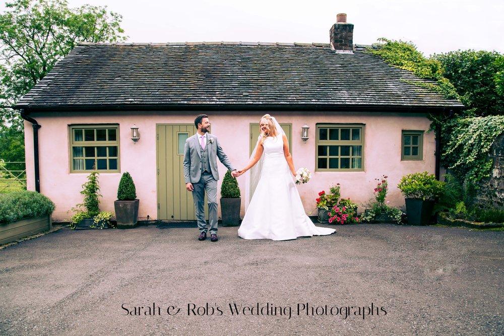 Sarah & Rob's Wedding Photographs
