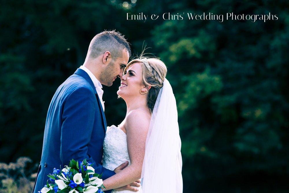Emily & Chris's Wedding Photographs