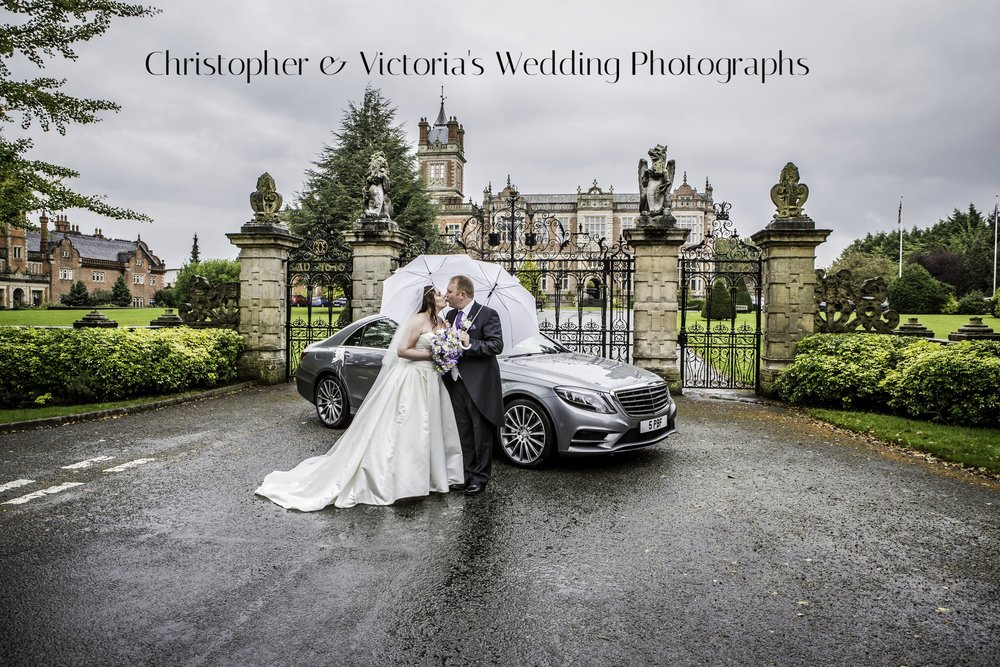 Victoria & Chris' Wedding Photographs
