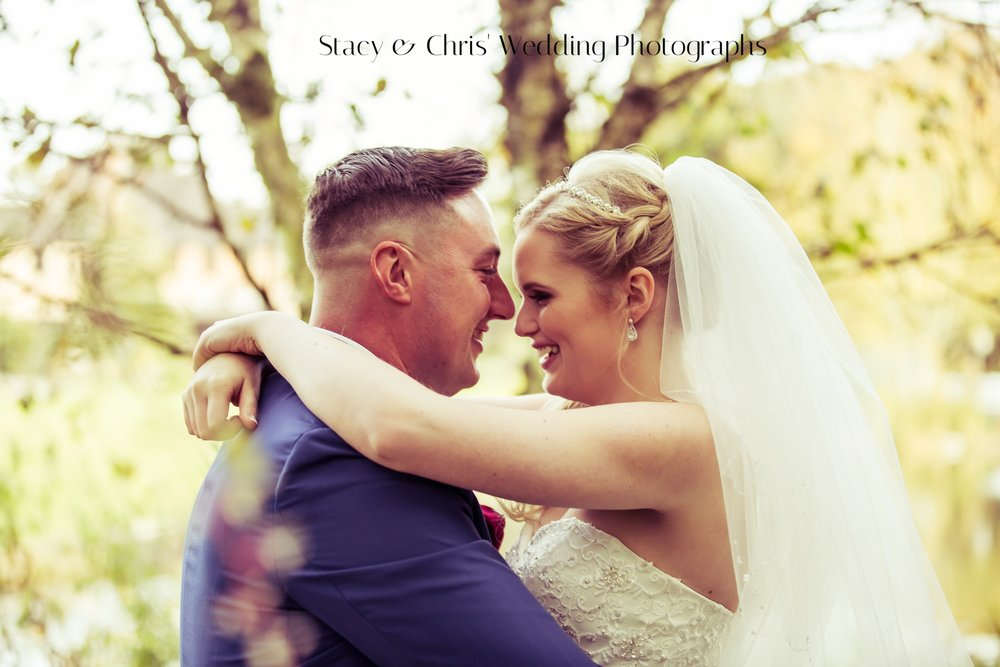 Stacy & Chris' Wedding Photographs