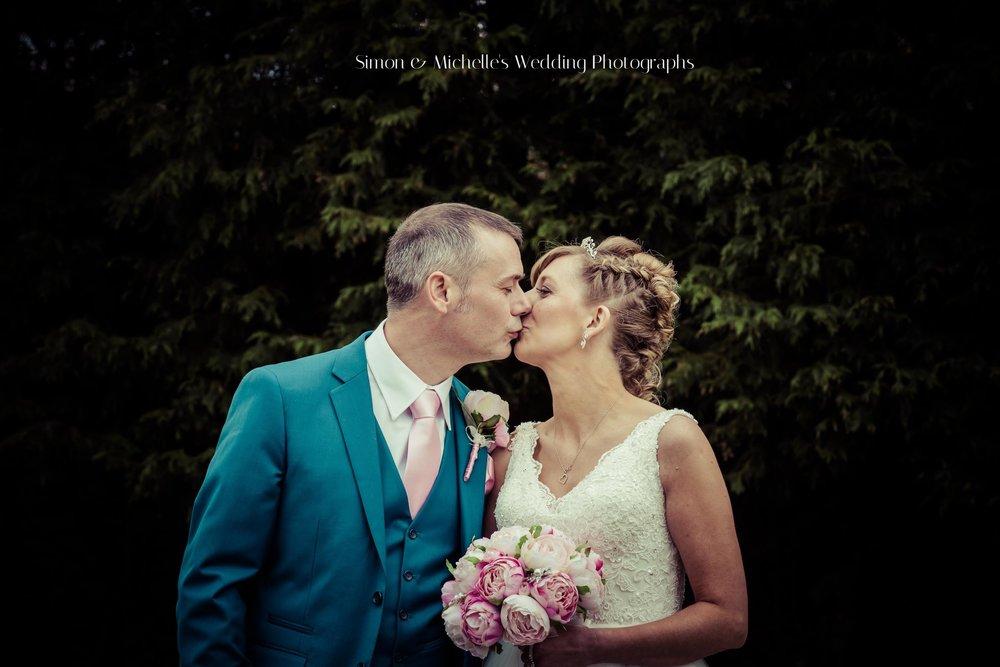 Simon & Michelle's Wedding Photographs