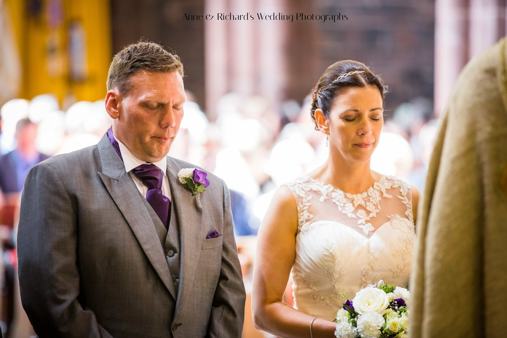 Anne & Richard's Wedding Photographs