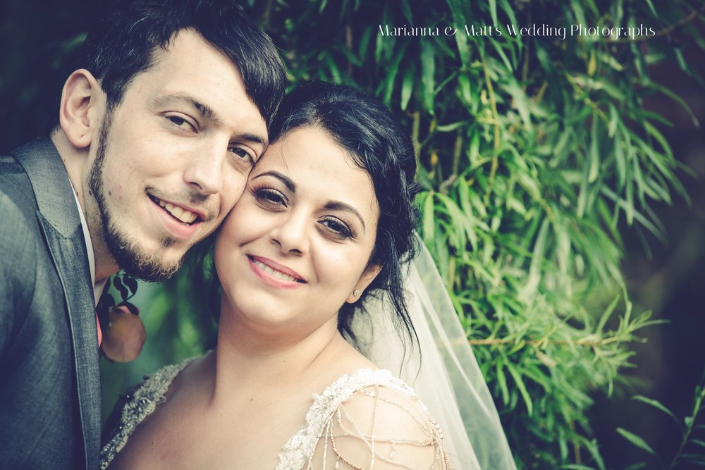 Marianna & Matt's Wedding Photographs