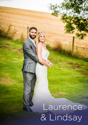 Laurence & Lindsay's Wedding Photographs