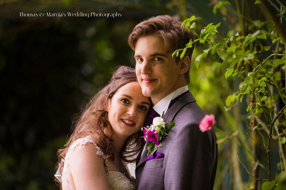 Thomas & Marcia's Wedding Photographs