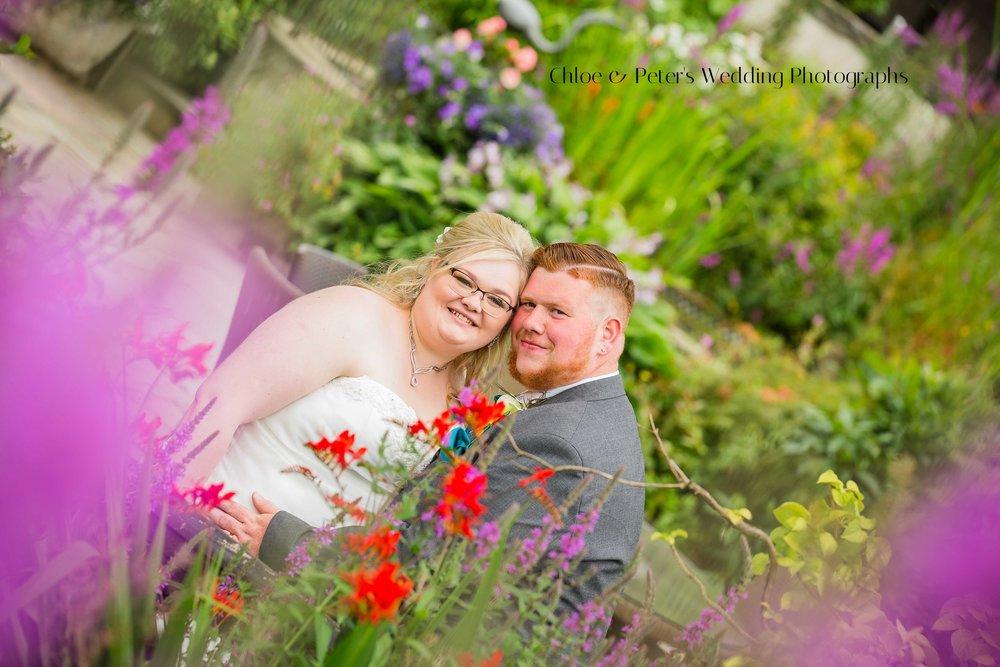 Chloe & Peter's Wedding Photographs