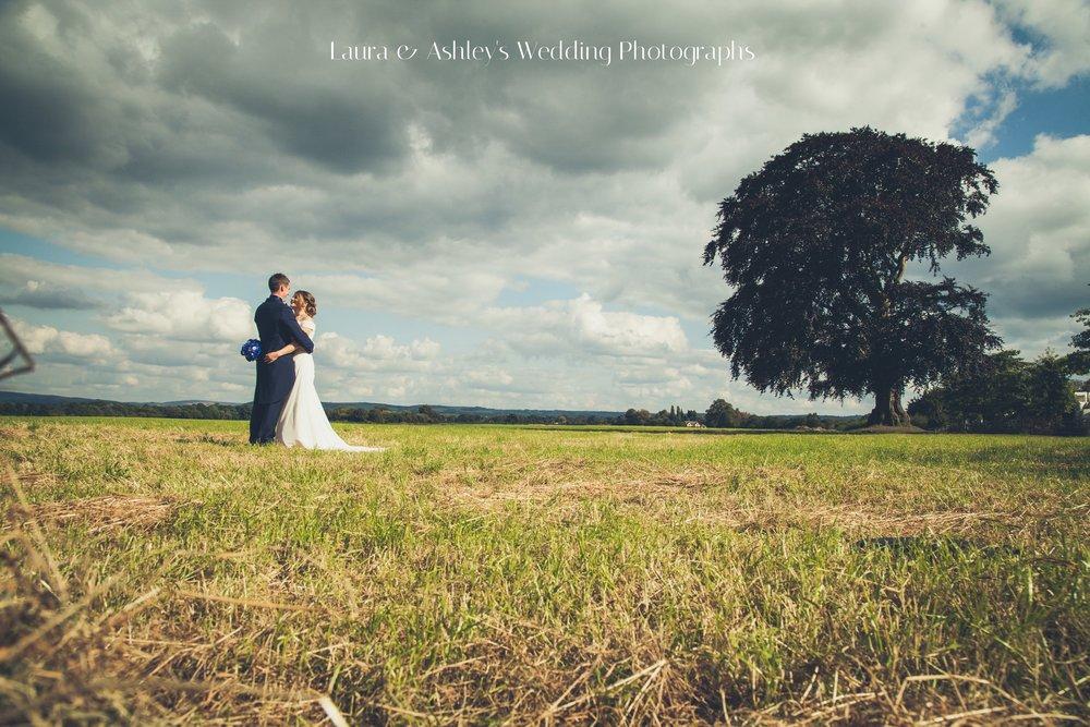 Laura & Ashley's wedding Photographs