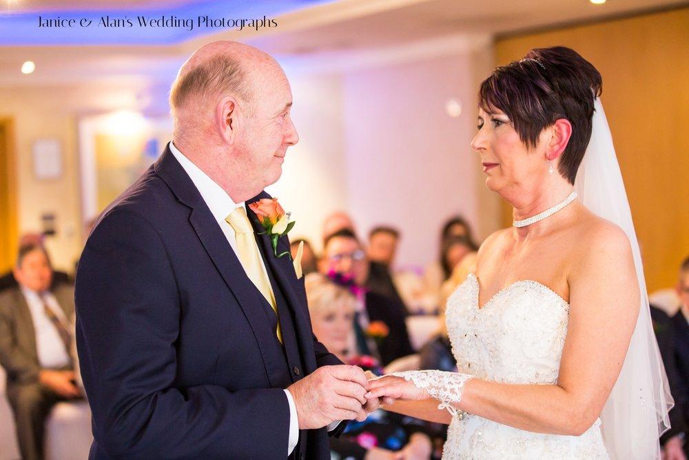 Janice & Alan's Wedding Photography