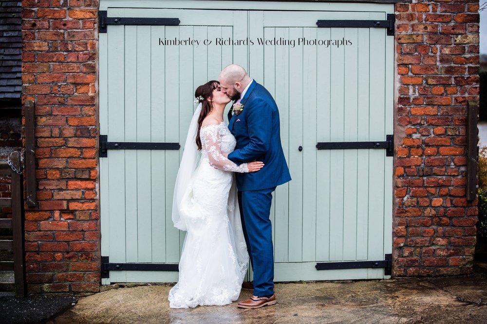 Kimberley & Richard's Wedding Photographs