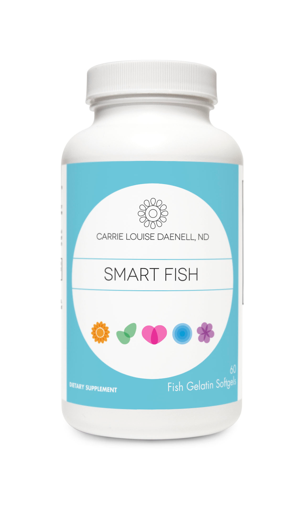Smart fish clean and stable fish oil dr daenell online for Are fish smart