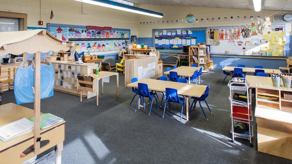 Classrooms Children S Care Amp Development Center Inc